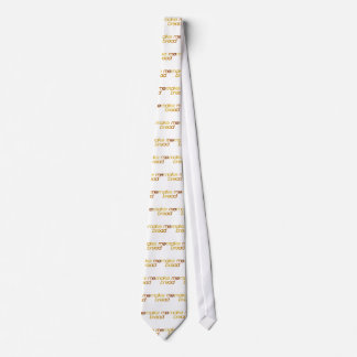 Make me bread! I'm hungry! Trendy foodie Tie