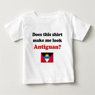 Make Me Look Antiguan Infant/Toddler Apparel Baby T-Shirt
