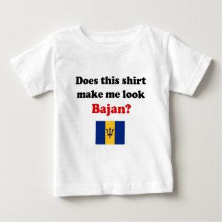 Make Me Look Bajan Infant/Toddler Apparel Baby T-Shirt