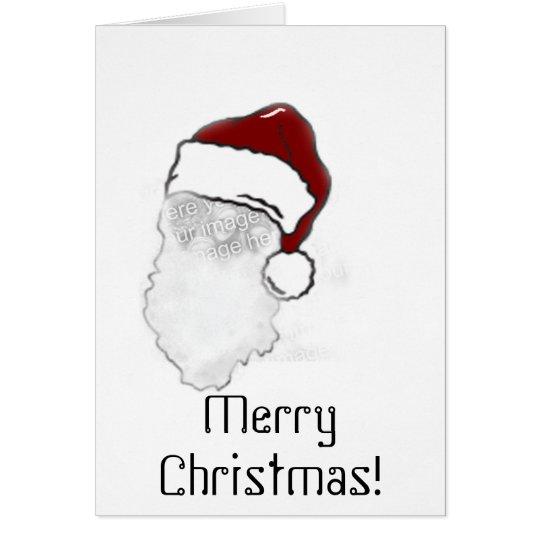 Make Me Santa Card