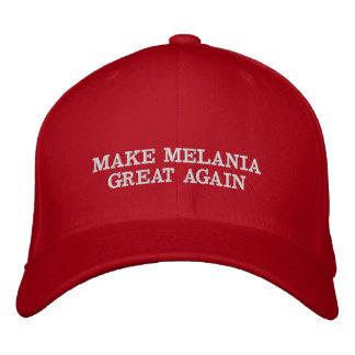 Make Melania Great Again Embroidered Cap