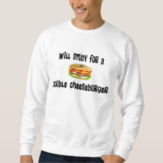 Make Mine A Double Sweatshirt