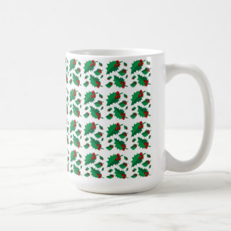 Make Mine Holly Christmas Mug
