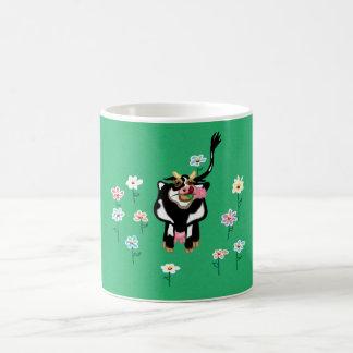 Make mine on milk classic white coffee mug