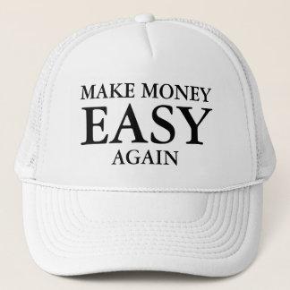 Make Money Easy Again Trucker Hat