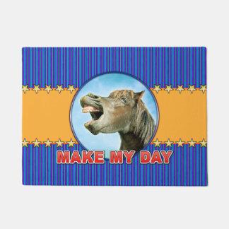 Make My Day Doormat
