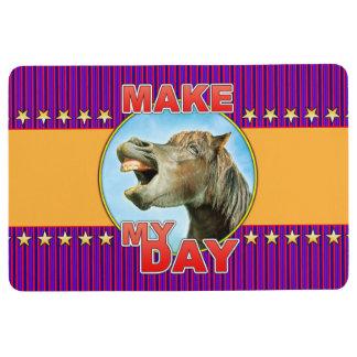 Make My Day Floor Mat