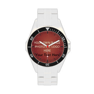 Make My Own Custom Watch For Men. Personalizable