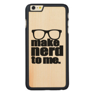 Make Nerd to Me