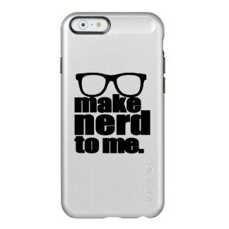 Make Nerd to Me Incipio Feather® Shine iPhone 6 Case
