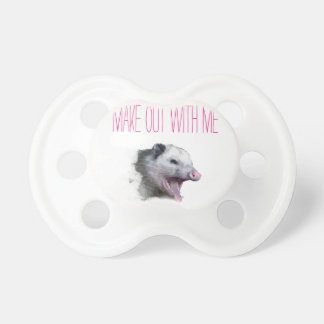 Make out with me opposum dummy