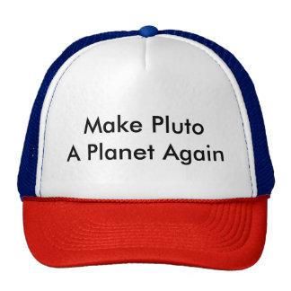 Make Pluto A Planet Again Cap