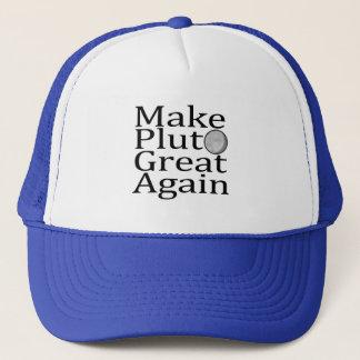 Make Pluto Great Again Cap