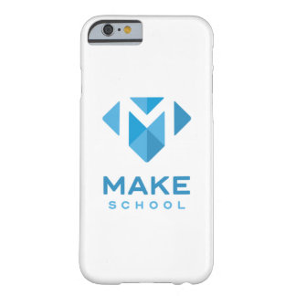 Make School Barely There iPhone 6 Case