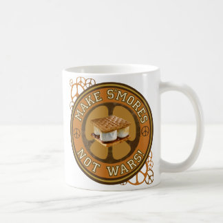 Make S'mores Not Wars Mug