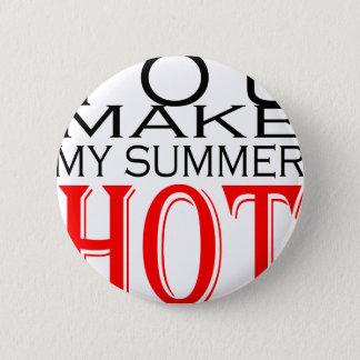 make summer hot flirt teenage memory hot black bea 6 cm round badge