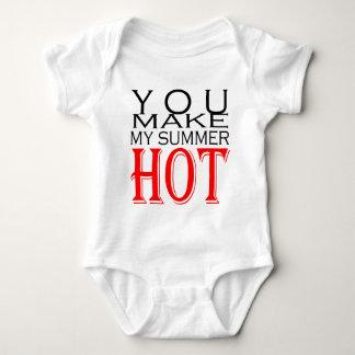 make summer hot flirt teenage memory hot black bea baby bodysuit