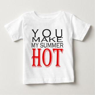 make summer hot flirt teenage memory hot black bea baby T-Shirt