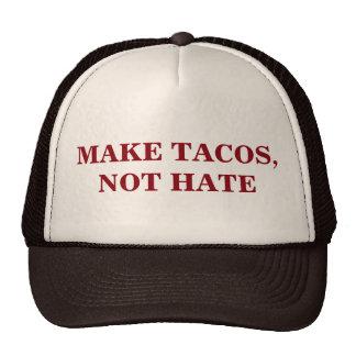 Make Tacos, Not Hate Cap