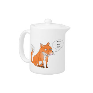 Make the fox say whatever you like