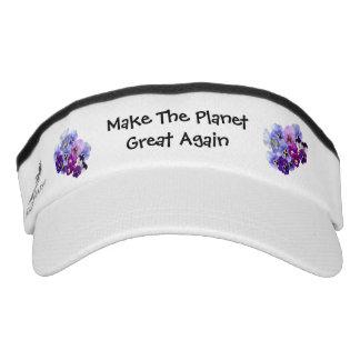 """Make The Planet Great Again"" Visor"