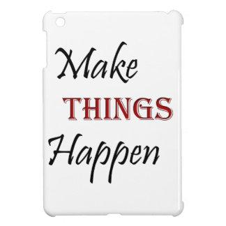Make Things Happen iPad Mini Case