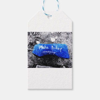 Make Today Amazing Gift Tags