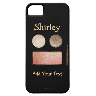 Make-Up Palette-Face by Shirley Taylor Barely There iPhone 5 Case