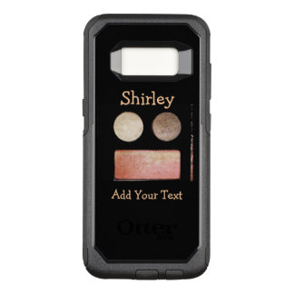 Make-Up Palette-Face by Shirley Taylor OtterBox Commuter Samsung Galaxy S8 Case