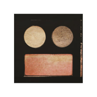 Make-Up Palette-Face by Shirley Taylor Wood Prints