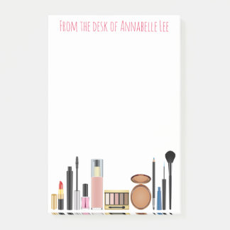 Make-up Too Post-it Notes