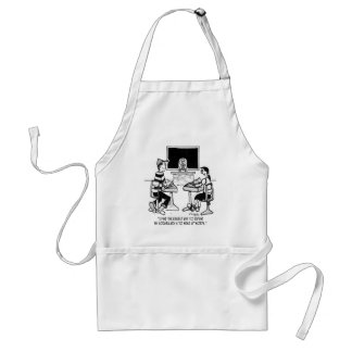 Make Up Words to Expand Vocabulary Aprons