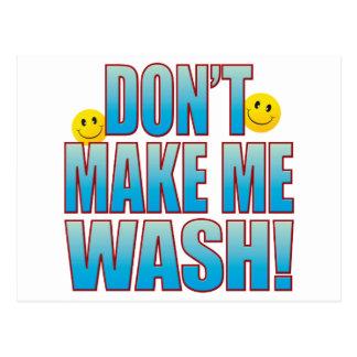Make Wash Life B Postcard