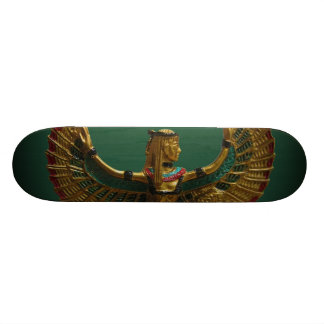 Make Waves Egyptian Angel Skateboard