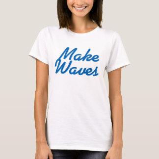 Make Waves Women's Basic T-Shirt