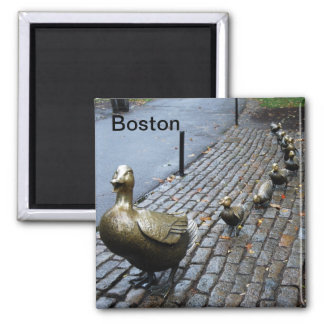 Make Way for Ducklings Magnet