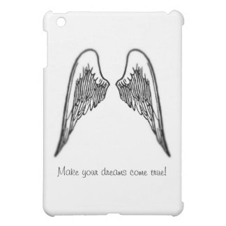 Make your dreams come true, angels help you! cover for the iPad mini