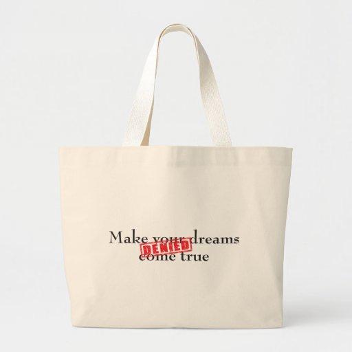 Make your dreams come true: DENIED Bag