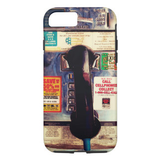 Make Your iPhone Look Like An Old Pay Phone iPhone 7 Case