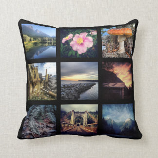 Make Your Own 18 Instagram Photo Collage Cushion