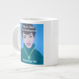 Make Your Own Art Mug Jumbo Mug