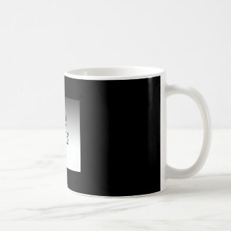 MAKE YOUR OWN BLACK BASIC WHITE MUG