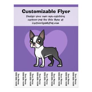 Make Your Own Cartoon Pet Flyer