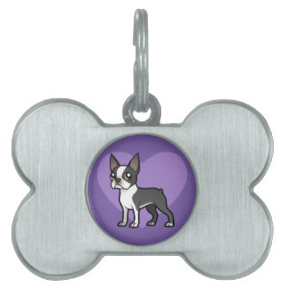Make Your Own Cartoon Pet Pet Tags