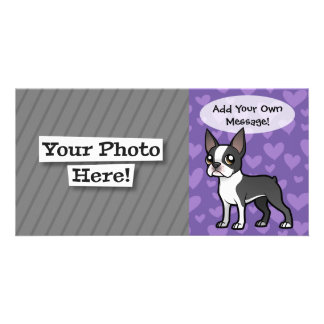 Make Your Own Cartoon Pet Picture Card