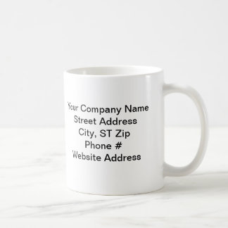 Make Your Own Company Mug
