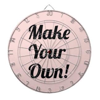 Make Your Own Custom Gift Dartboard