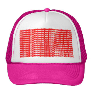 Make Your Own Custom Hat - Pink
