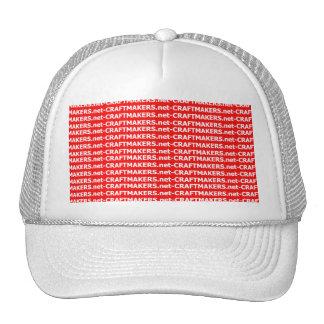 Make Your Own Custom Hat - White