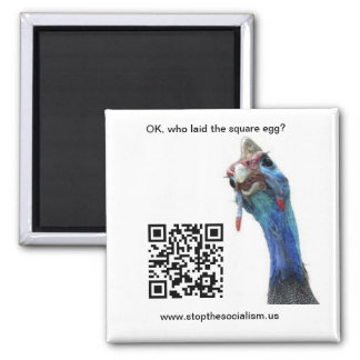 Make your own custom magnets! square magnet
